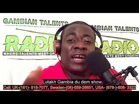 Lutakh Gambia du dem show U S freezes Yaya Jammeh's assets