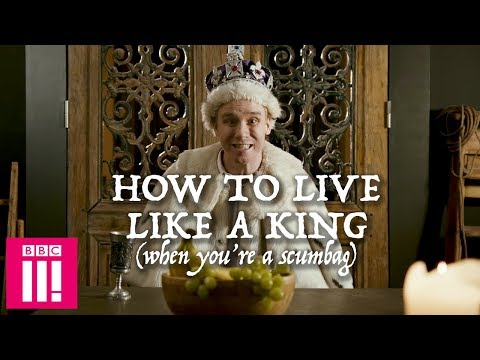 How To Live Like A King (When You're a Scumbag) | Bobby Mair's Life Lesson