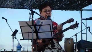 アタミアロハフェスティバル2011 にスペシャルゲストとして登場した高木...