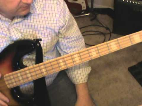 Immigrant Song - Led Zeppelin - Bass