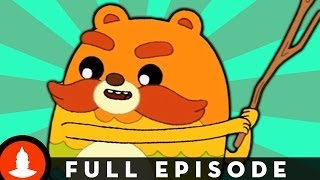 Gas Powered Stick (Bravest Warriors - Ep. 7 Season 1 on Cartoon Hangover) thumbnail