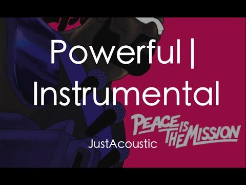Powerful - Major Lazer feat. Ellie Goulding & Tarrus Riley (Acoustic Instrumental)