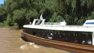 Sturla Viajes - Paseo por el Delta de Tigre..wmv