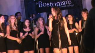 """""""Breathe Again"""" A Cappella- The Bostonians of Boston College"""