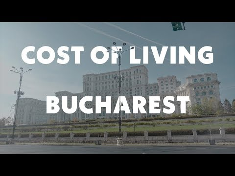 Cost of living in Bucharest (Romania)