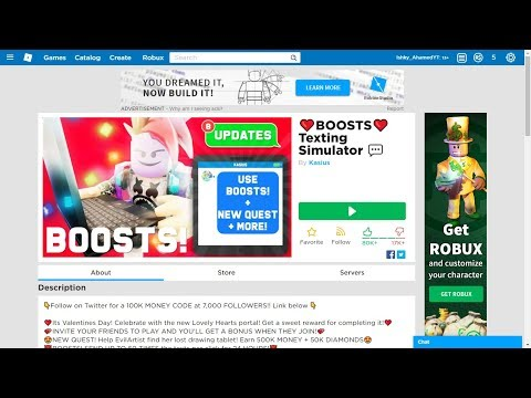 Download Roblox Texting Simulator Laptops New Quest Update