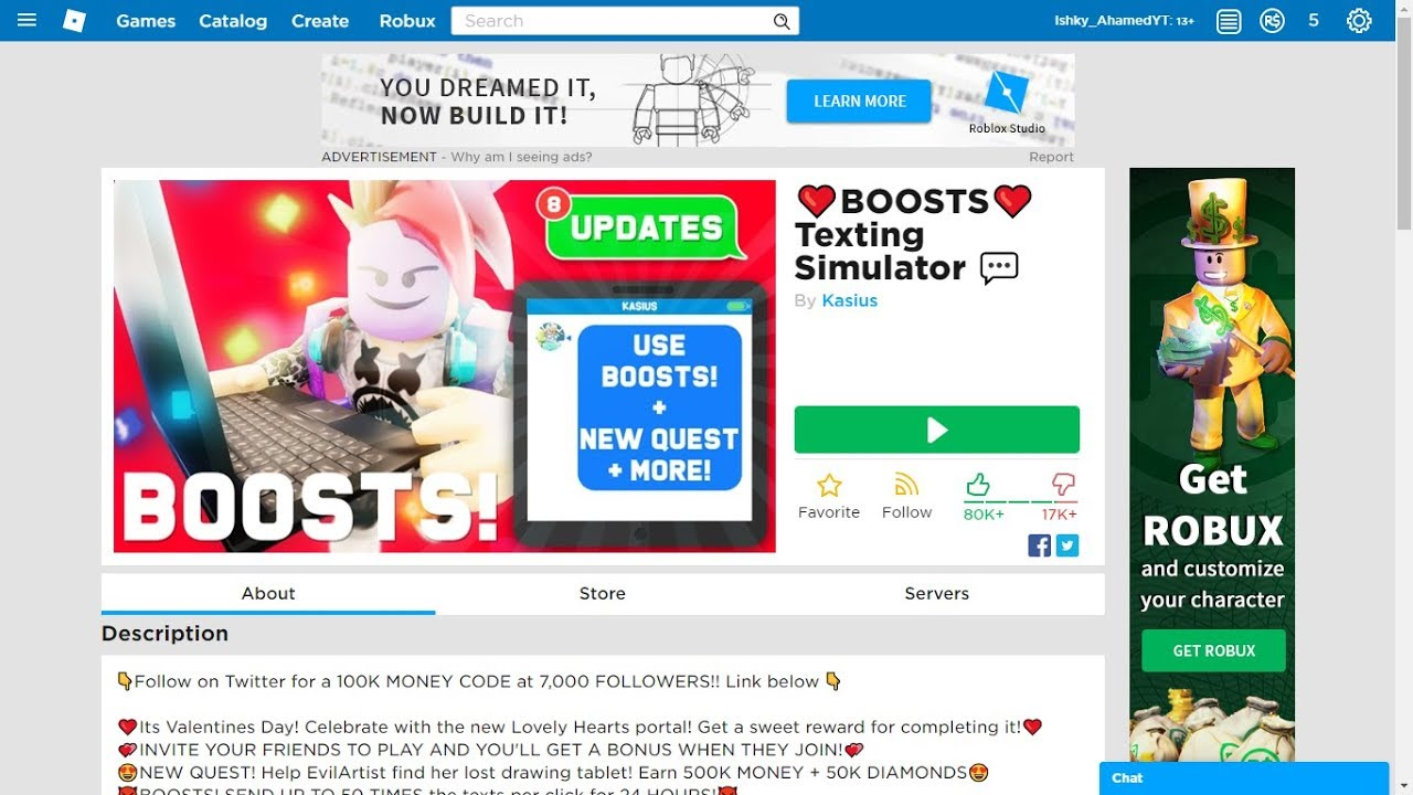 How To Get Pass The 4th Of July Questtexting Simulator By - roblox texting simulator get 500k robux