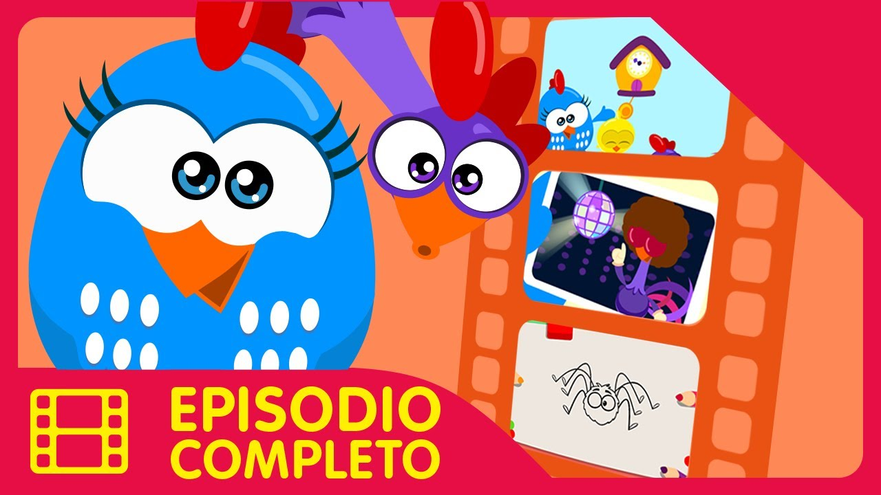 Gallina Pintadita Mini - Episodio 29 Completo (12 min.)