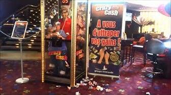 Casino de Lons le Saunier Crazy cash saison 3