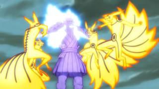[AMV]-Fly Away (Naruto vs Sasuke)