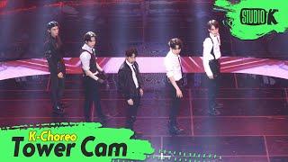 [K-Choreo Tower Cam 4K] 몬스타엑스 직캠 'GAMBLER' (MONSTA X Choreography) l @MusicBank KBS 210604