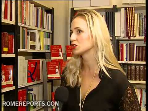 German Princess Thurn und Taxis presents book about her faith