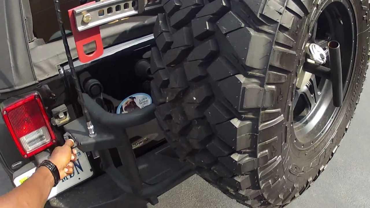 My Jeep Setup - YouTube
