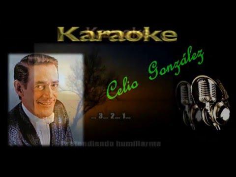 Karaoke - Bolero - Total - Celio González - Autor: Ricardo García Perdomo