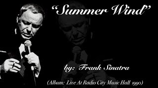 Watch Frank Sinatra Summer Wind video