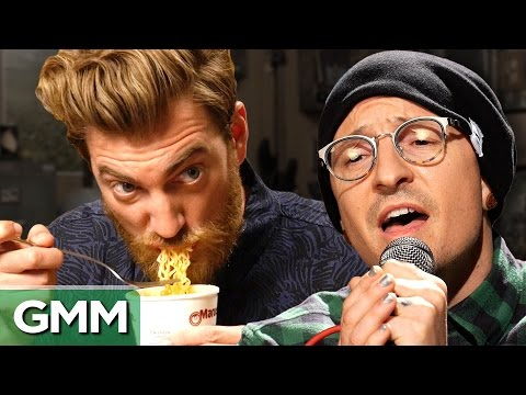 Does Music Make Food Taste Better? ft Linkin Park Mp3