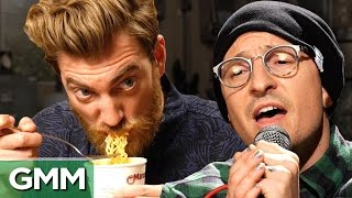Linkin Park joins us to help us find out if music makes food taste ...