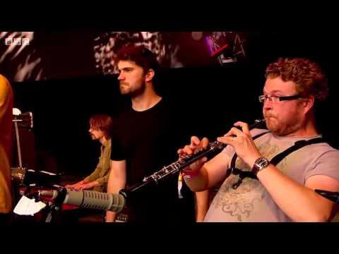 Glastonbury 2015   The Gaslamp Killer- Nissim