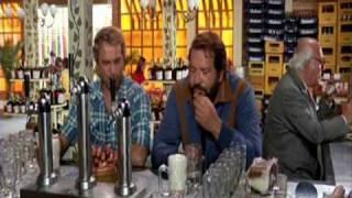 Bud Spencer & Terence Hill [Altrimenti ci arrabbiamo] Scena 1