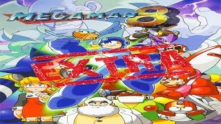 Let's Play: Mega Man 8 [ EXTRAS ]