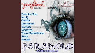 Paranoid Riddim Instrumental