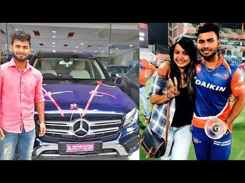 आईपीएल के बाद रिषभ पंत ने खरीदी 1 करोड़ की कार, Rishabh panth luxurious Mercedes BenZ car
