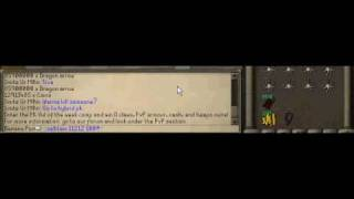 how to dupe on 517/525/508 runescape private servers