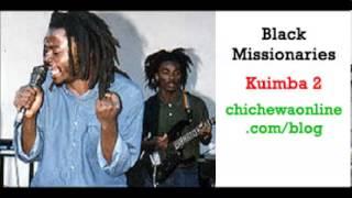 Black Missionaries Evison Matafale Kuimba 2 - Mkango wa a Yuda