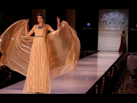 Показ мод 2015 / 2016 вечерние платья на выпускной, новый год от Gayane Martirosyan часть 1