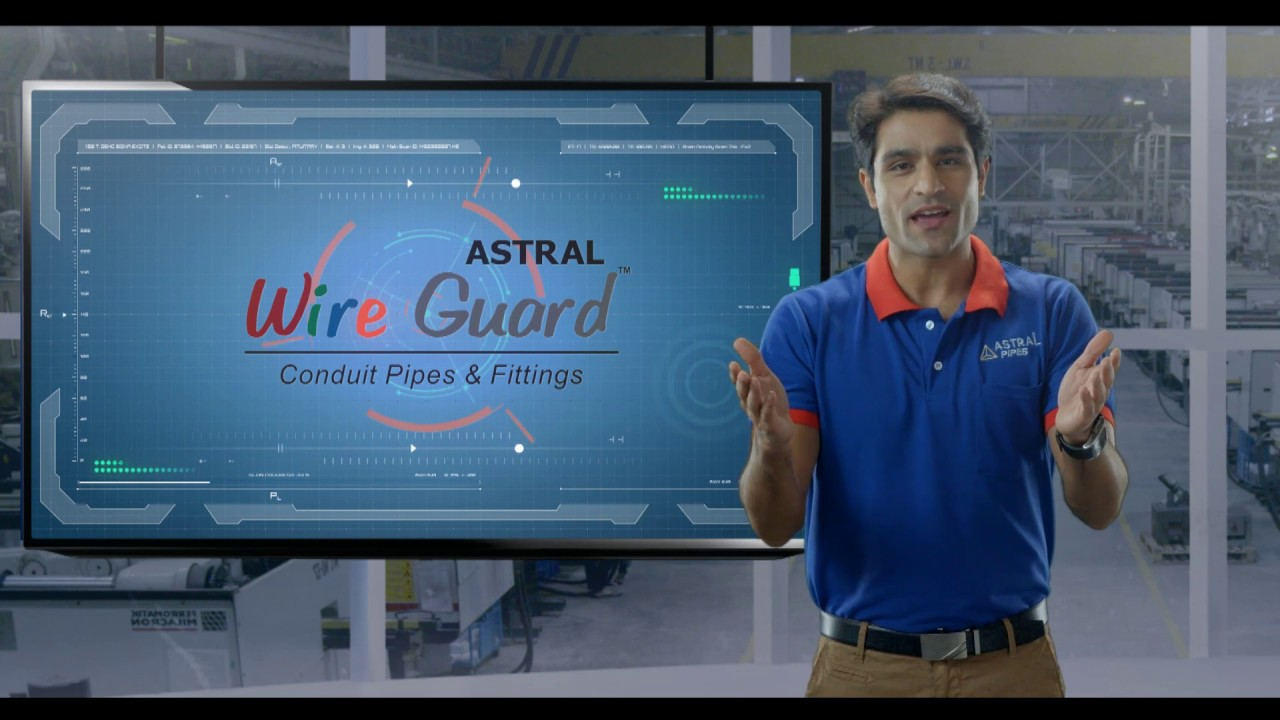 Astral Wire Guard Conduit Pipes Fittings Youtube Pvc Electrical Pipe View Electric Wiring Pigeon Astralpipes Fortune500 India