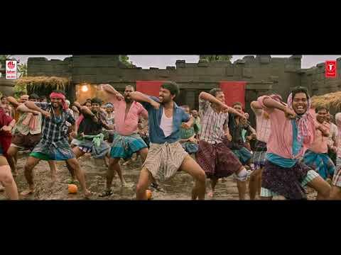 Dhaari Choodu Full video song - Krishnarjuna Yuddham video songs Nani