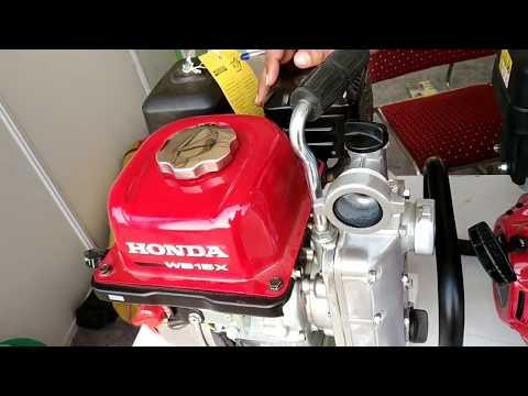 Honda Portable Diesel Water Motors : Model and Prices