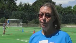 Mudeford Wood Community Centre - Great British Tennis Weekend