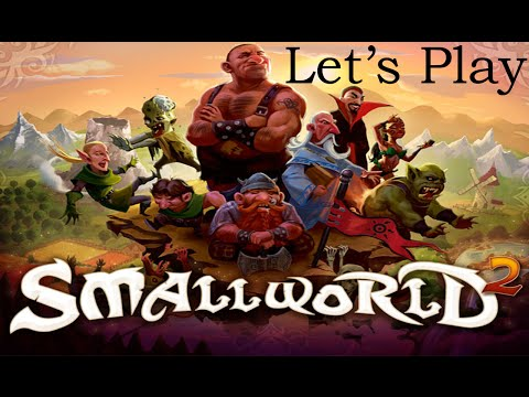 Let's Play Small World 2 - Part 5 (Left in the dust...)  