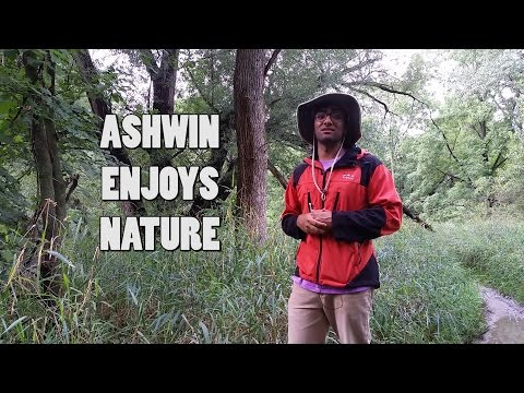 Ashwin Enjoys Nature - Camping Tips for Beginners (Ep 4)