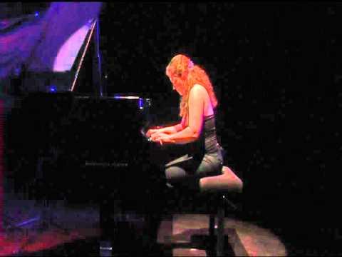 Aline Piboule - Bénédiction de dieu dans la solitude, F. Liszt