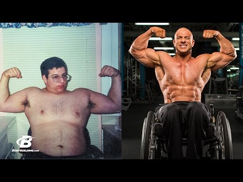 Rising Up: The Story of Wheelchair Bodybuilder Nick Scott