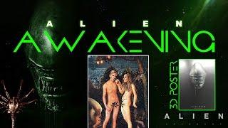 ALIEN : AWAKENING - ALIEN : COVENANT - Ridley Scott - NEWS - NOTICIAS - REVIEW - CRÍTICA