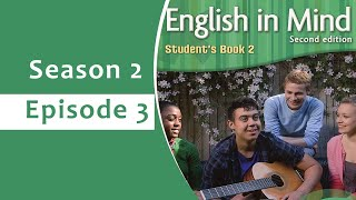 Обучение английскому языку онлайн English in mind 2 episode 3 with subs
