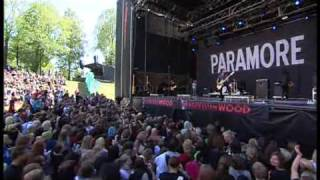 Paramore - Stop This Song (Lovesick Melody) LIVE at Norwegian Wood 2008