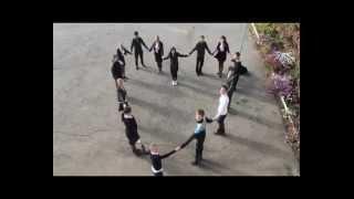 Видео-подарок на День Учителя. 9 класс (Атнары)