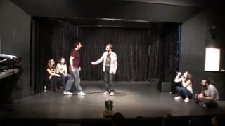 Hayal Meal - Değiştir ( Tiyatro Sporu GÖsterisi)