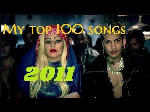 My top 100 songs of 2011