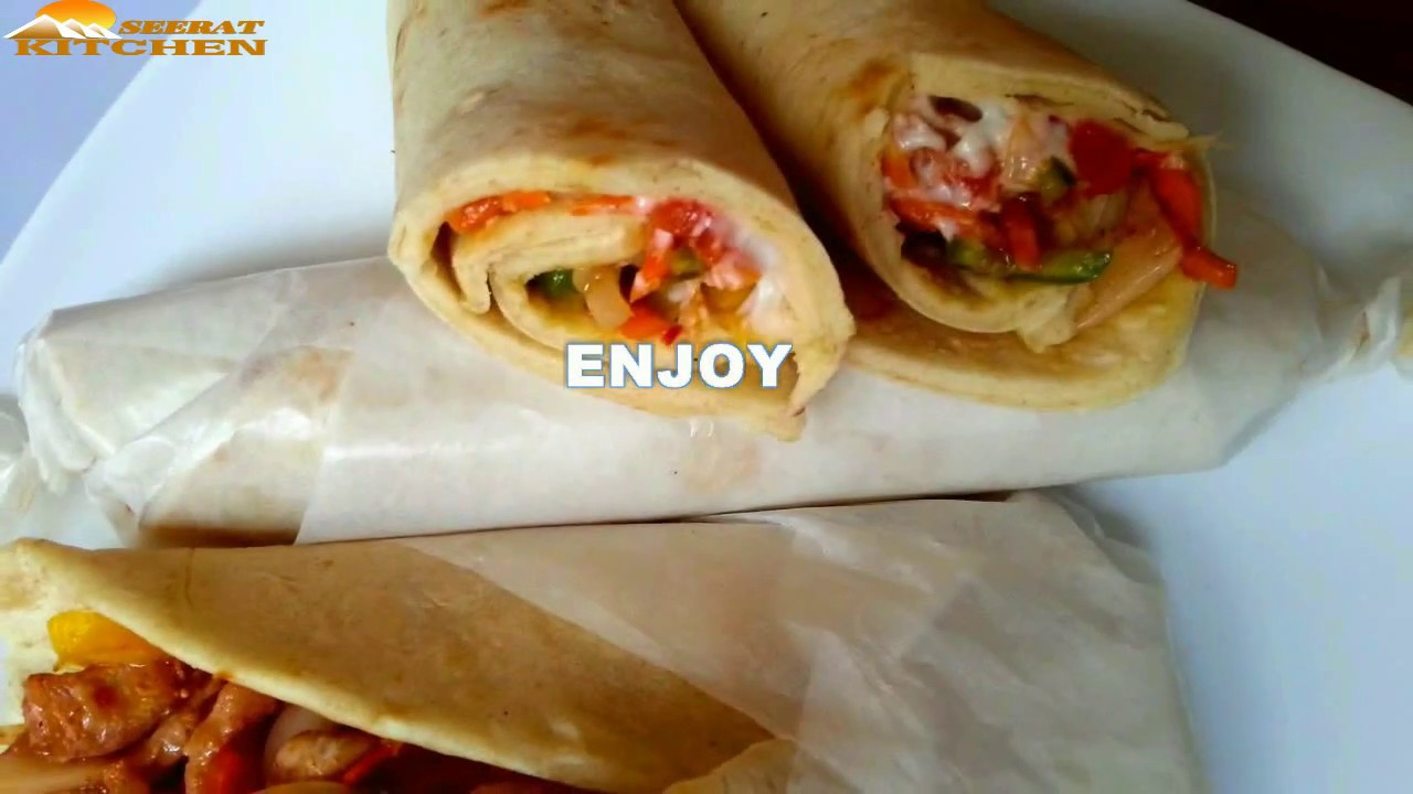 how to make chicken roll in hindi