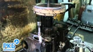 Хонингование цилиндров после расточки блока цилиндров