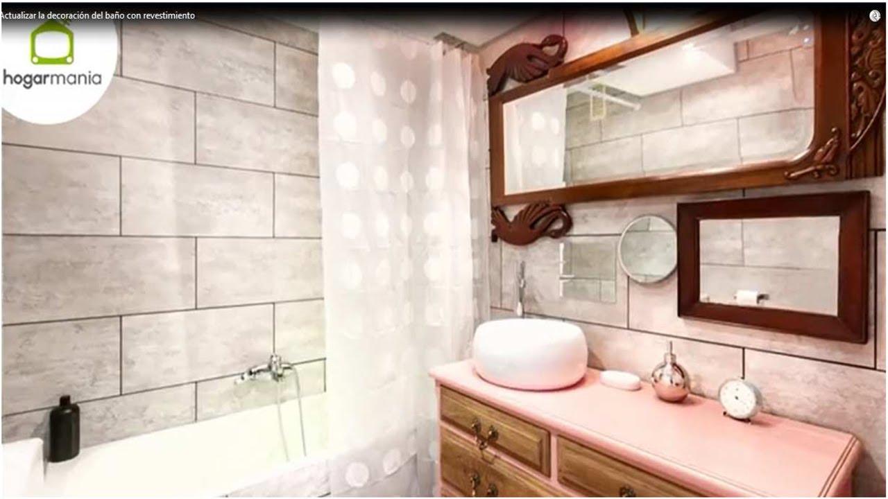 Actualizar la decoración del baño con revestimiento Gx wall con ...