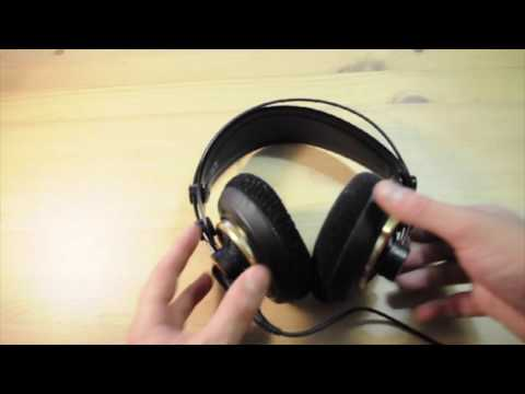AKG K240 Pro Studio Headphones - Review