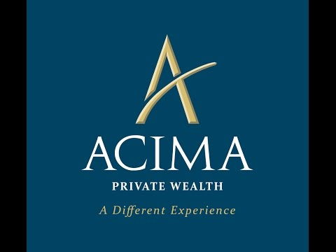 10-04-2016 CFA Society Virginia Presentation  - ACIMA Private Wealth