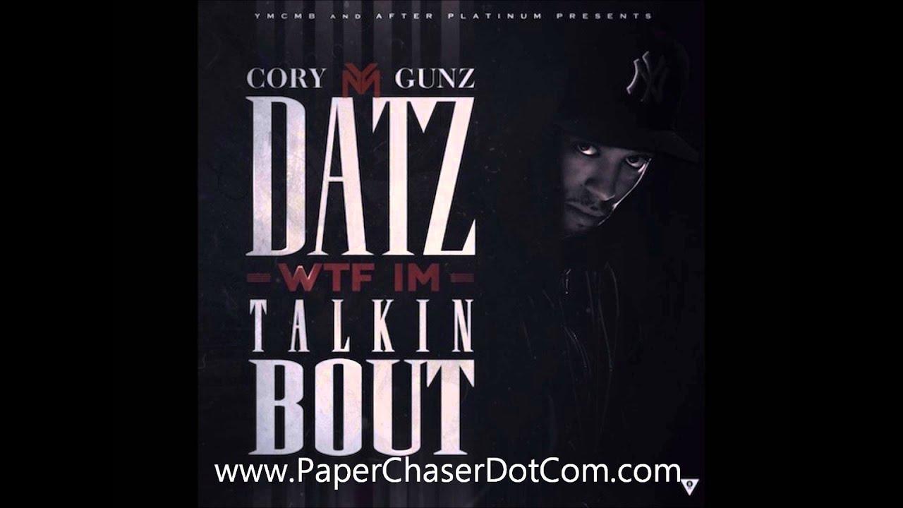 Cory Gunz - Do Something [2013 New CDQ Dirty NO DJ]