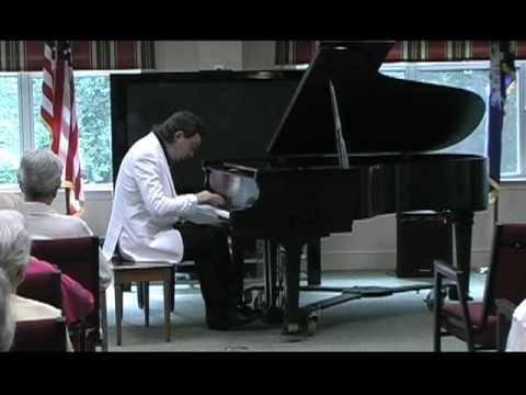 RUSLAN SVIRIDOV - Grieg. Wedding Day at Troldhaugen, op. 65, no. 6.